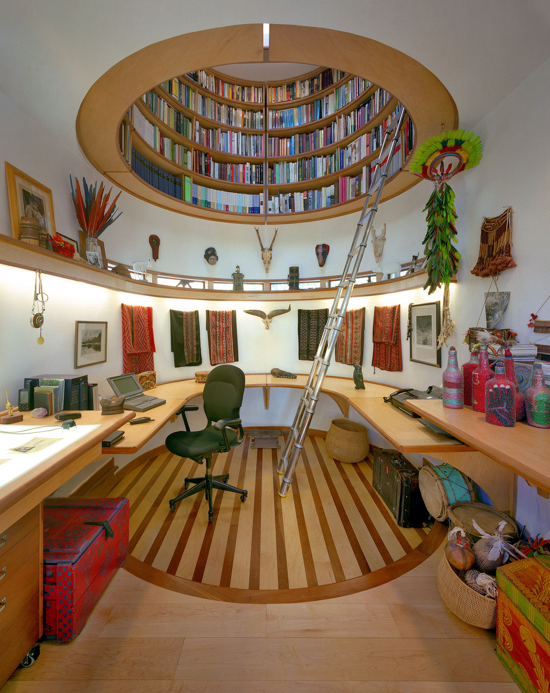 Wade Davis Writing Studio By Travis Price Architects