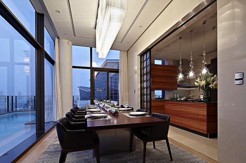 Amazing Duplex Penthouse in China by Kokaistudios on luxury restaurants, luxury real estate, luxury fences, luxury neighborhoods, luxury hotels, luxury retail, luxury offices, luxury adult communities, luxury high rise condos,