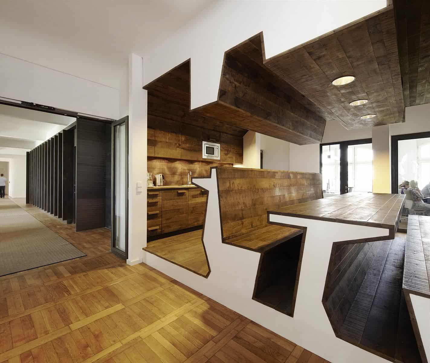 von Matt office by Stephen Williams Associates