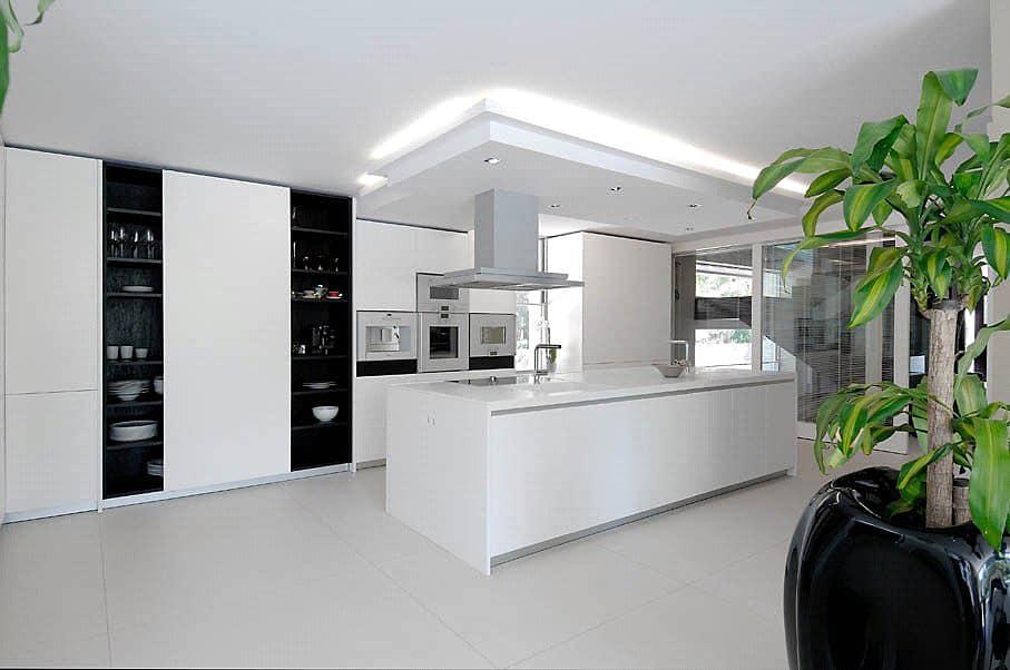 Spectacular 7 Bedroom Modern Chalet in Madrid