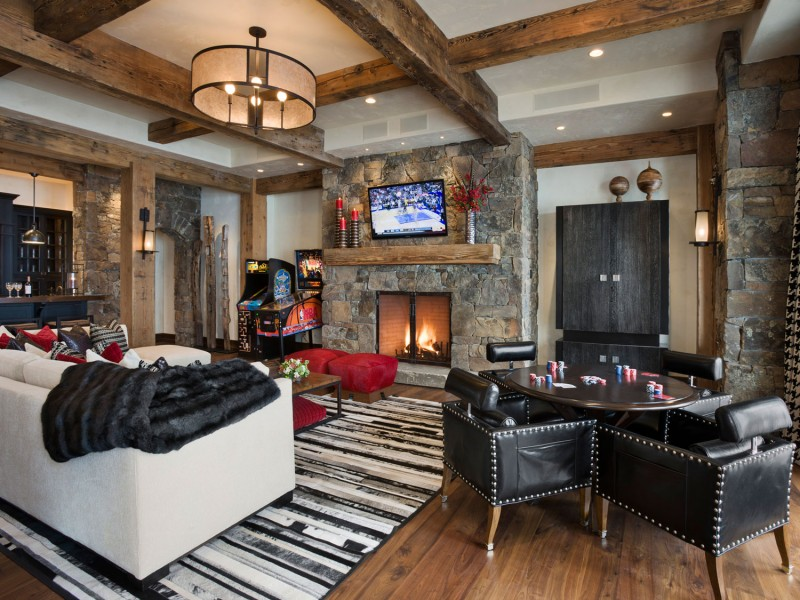 Awesome Ski Chalet Design Ideas Photos - Interior Design Ideas ...