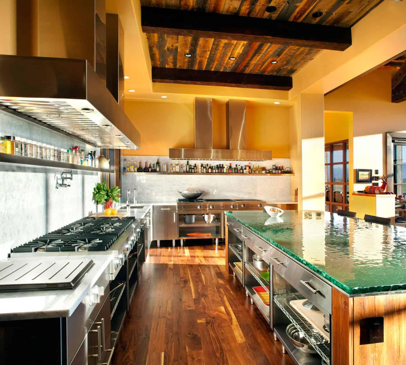 Stock Farm Residence by Locati Architects