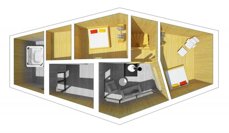 Weekend House by Pokorny Architekti