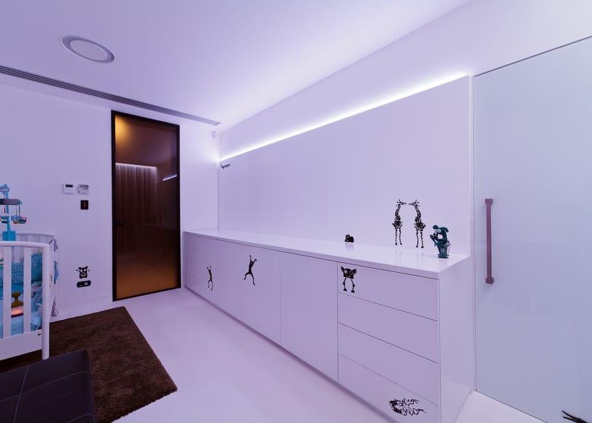 Apartment Interior in Romania by Square ONE