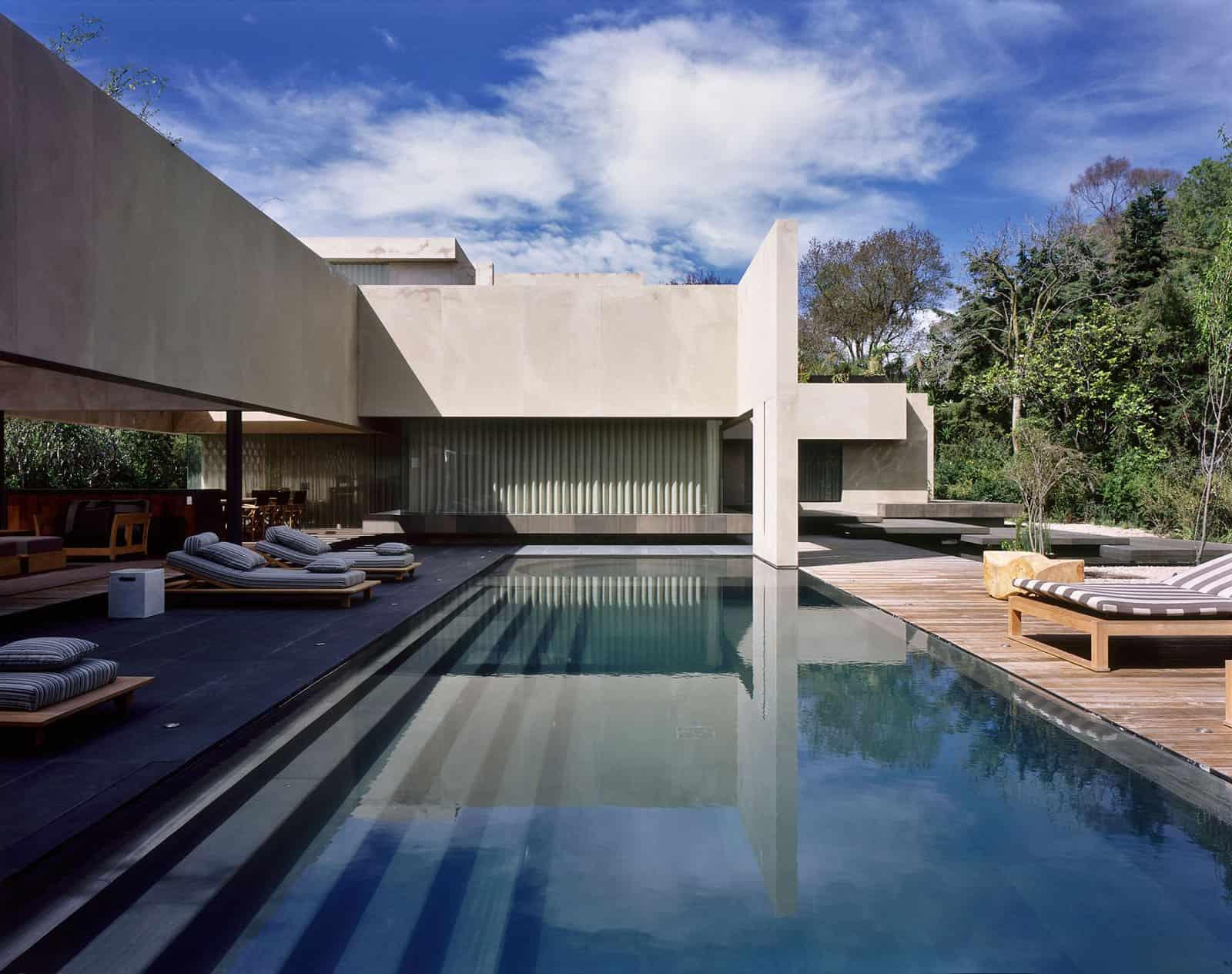 Central de arquitectura a mexico city based design studio has - Casa Reforma By Central De Arquitectura