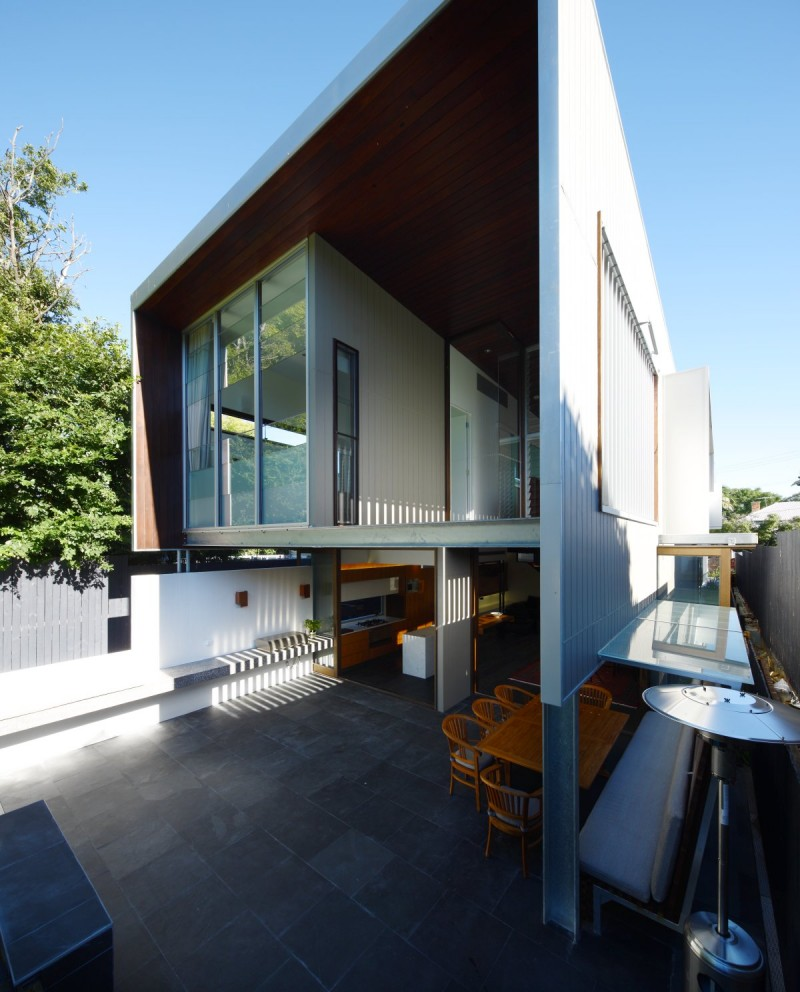 Gibbon Street House By Shaun Lockyer