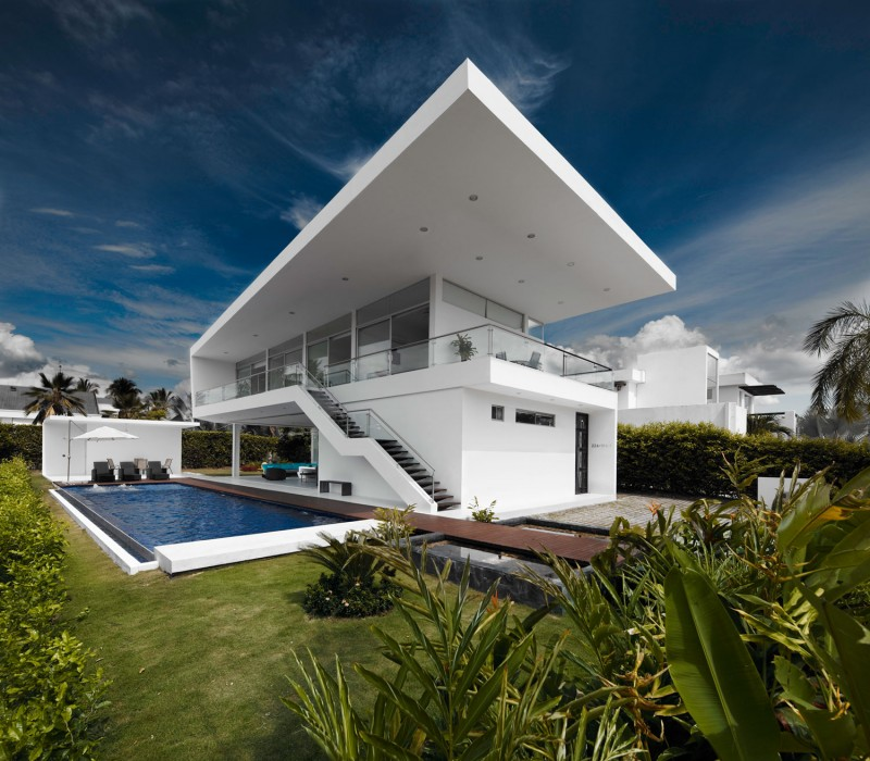 house gm1 by gm arquitectos - Home Design Articles