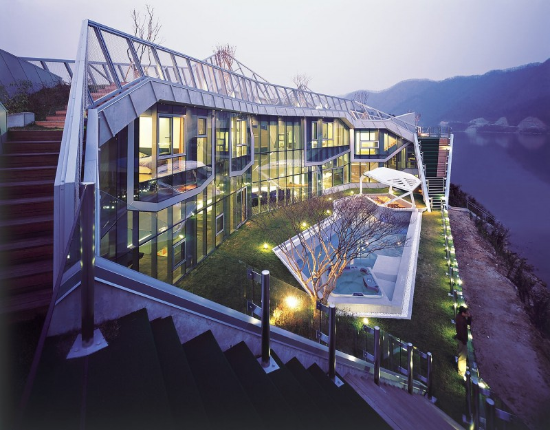 Island House By Iroje Khm Architects - Bu-yeon-dang-by-iroje-khm-architects