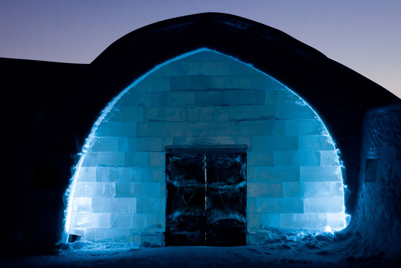 IceHotel 2012