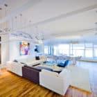 Loft Apartment in Chisinau by Grosu Art Studio