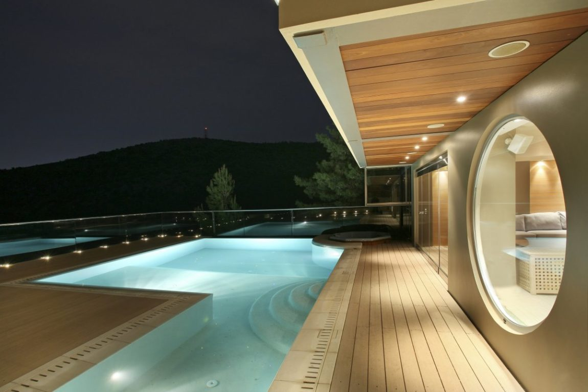 Oikia Panorama Voulas Villa By Dimitris Interiors Economou