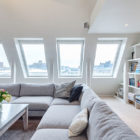 Bright Attic Penthouse For Sale in Stockholm