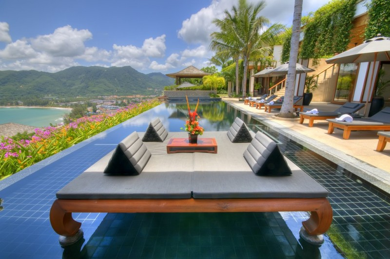 Spectacular Sea View Villa In Kamala, Phuket
