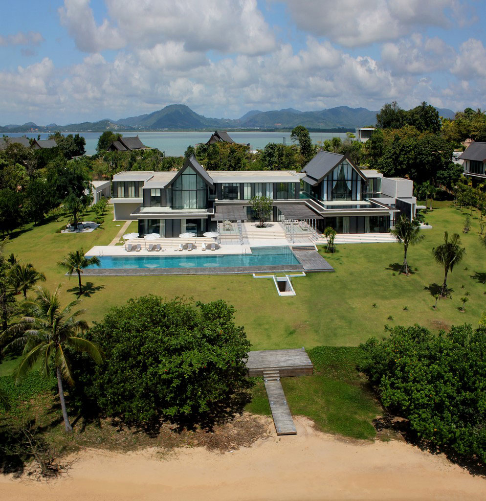 Kind of House Does $18.5 Million Buy in Phuket?