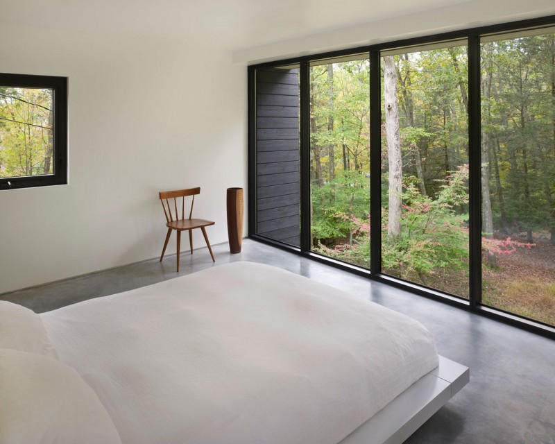 Waccabuc House by Rafael Viñoly Architects on walden house, carmel house, water mill house, bronx house, scarsdale house, pleasantville house,