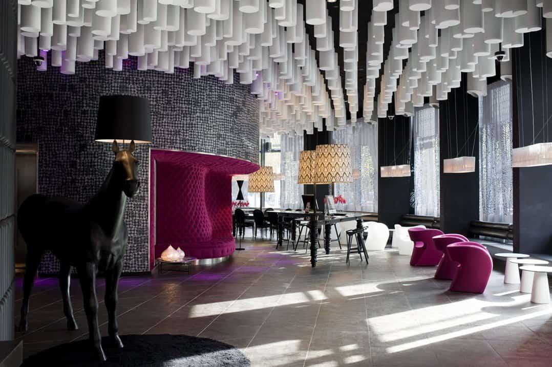 Hotel Barceló Raval by CMV Architects