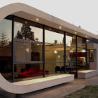 Beam House by Uri Cohen Architects (23)