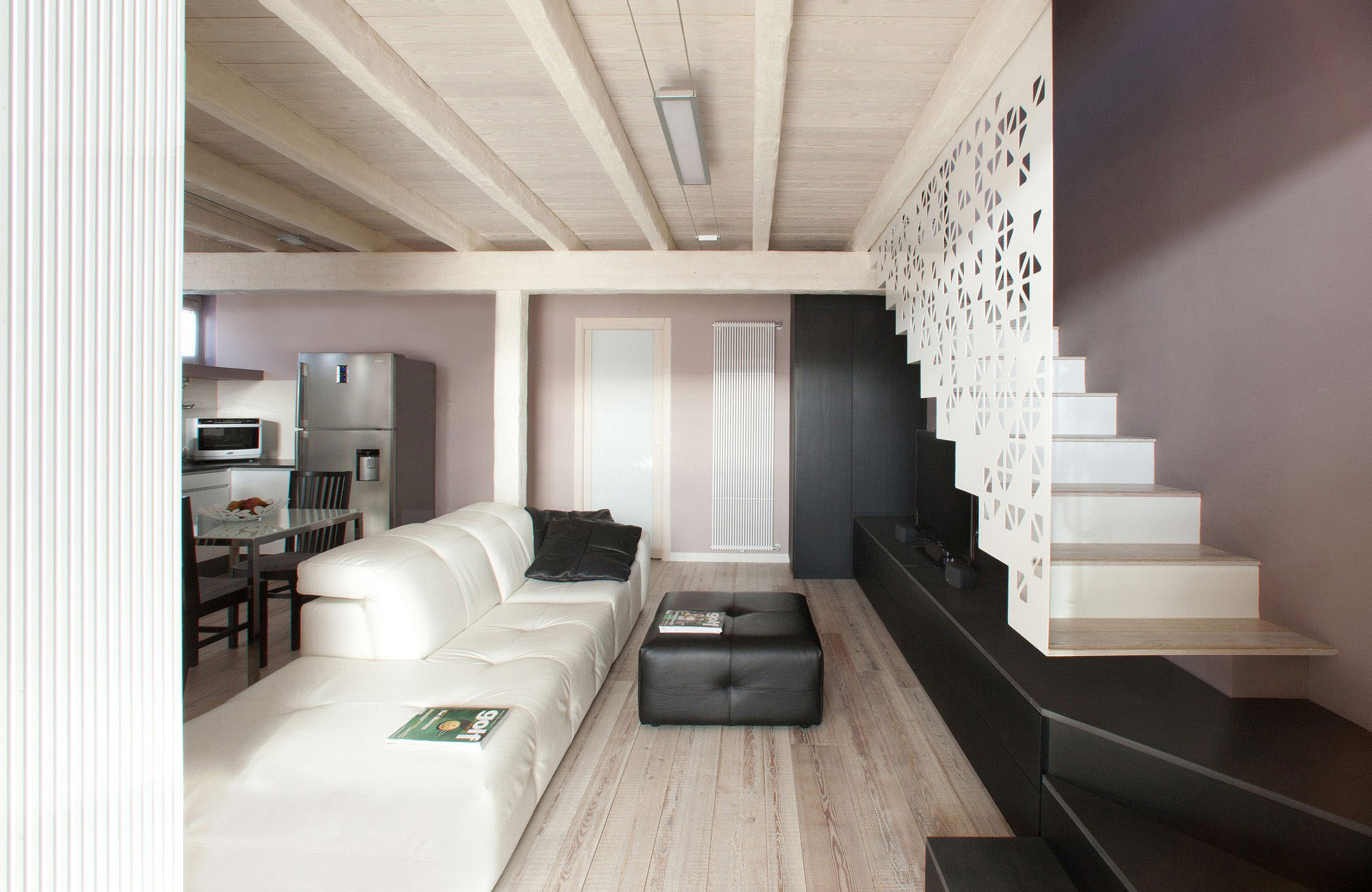 Casa ld by egovitaminacreativa for Case a due piani moderne