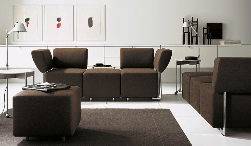 modern living room sofas.  Living Room Inspiration 30 Modern Sofas by COR