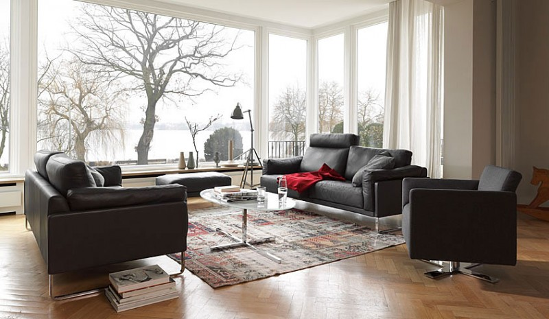 Living Room Inspiration: 30 Modern Sofas by COR