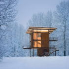 Delta Shelter by Olson Kundig Architects