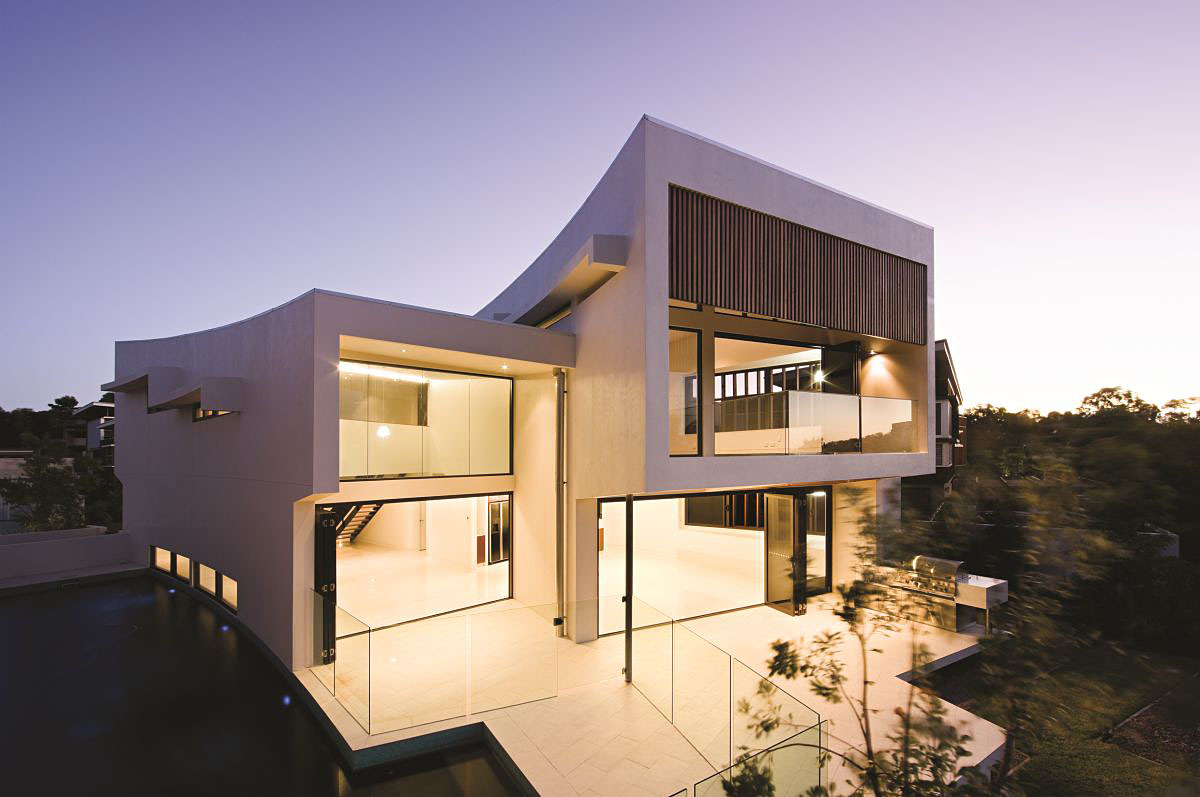 Elysium 154 House By BVN Architecture Awesome Design