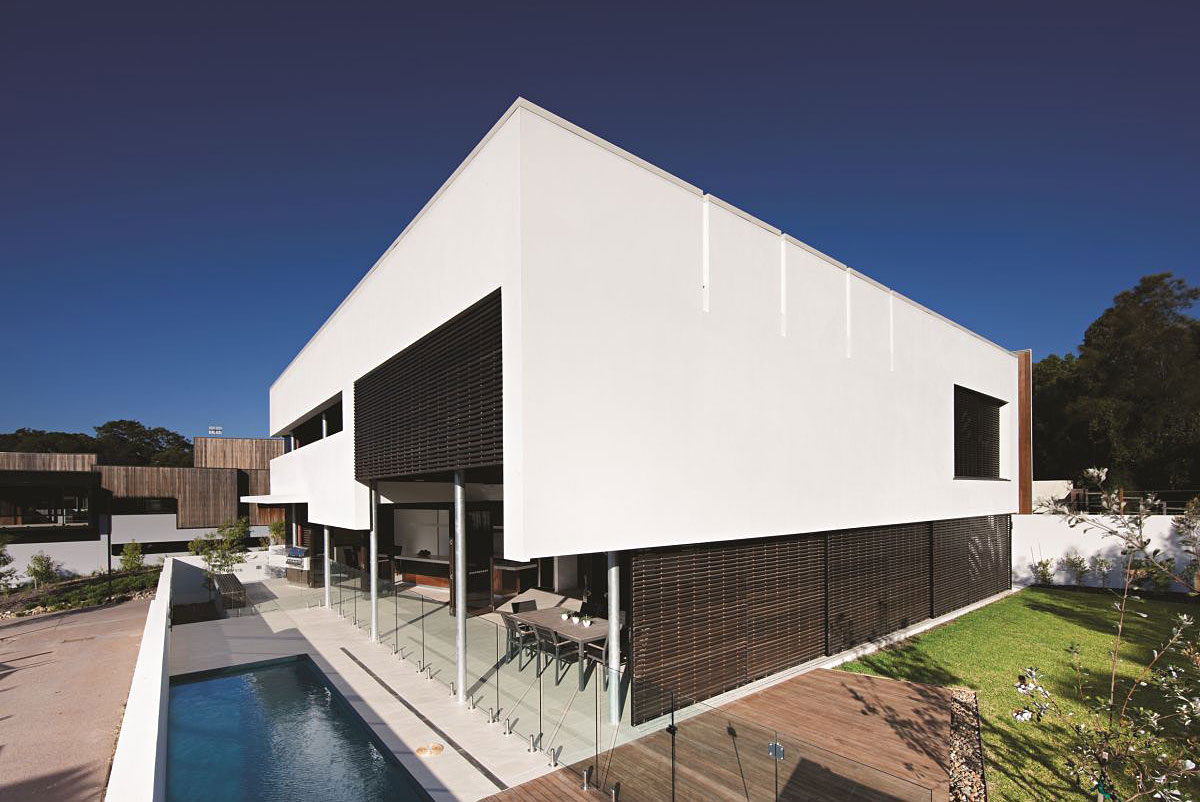 169 House by BVN Architecture