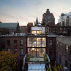 Gramercy Park Townhouse by Fractal Construction (17)