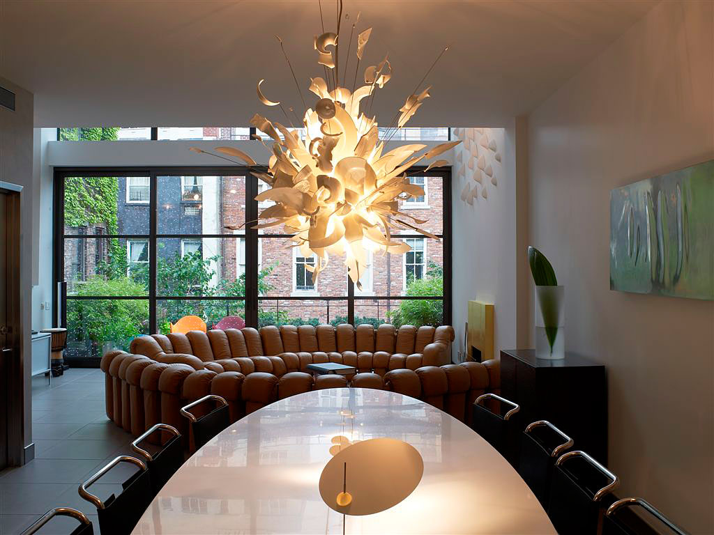 Gramercy Park Townhouse by Fractal Construction (10)