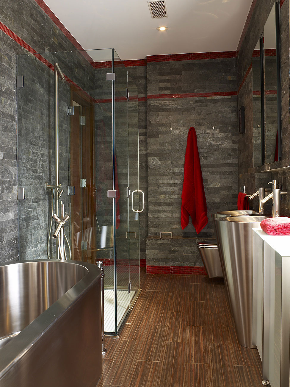 Gramercy Park Townhouse by Fractal Construction (4)