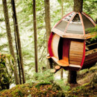 Secret HemLoft Treehouse by Joel Allen (3)
