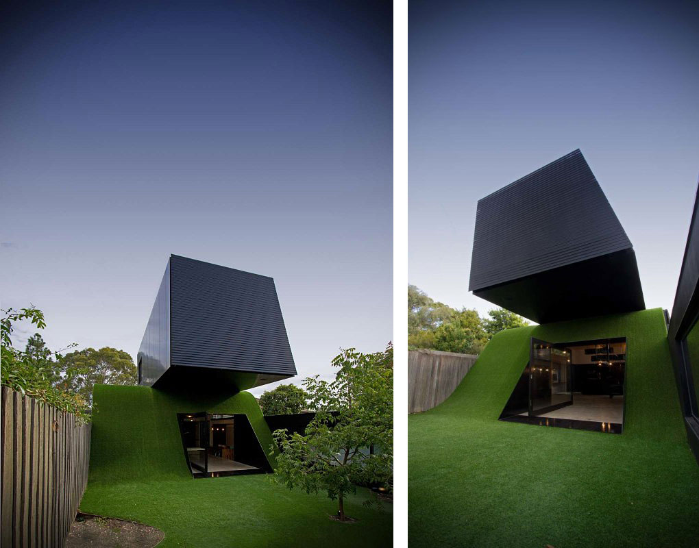 Hill house by andrew maynard architects - House on the hill 2012 ...