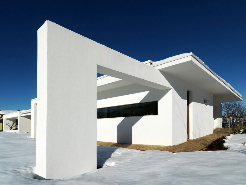 Horizontal space by damilano studio architects for The space studio architects