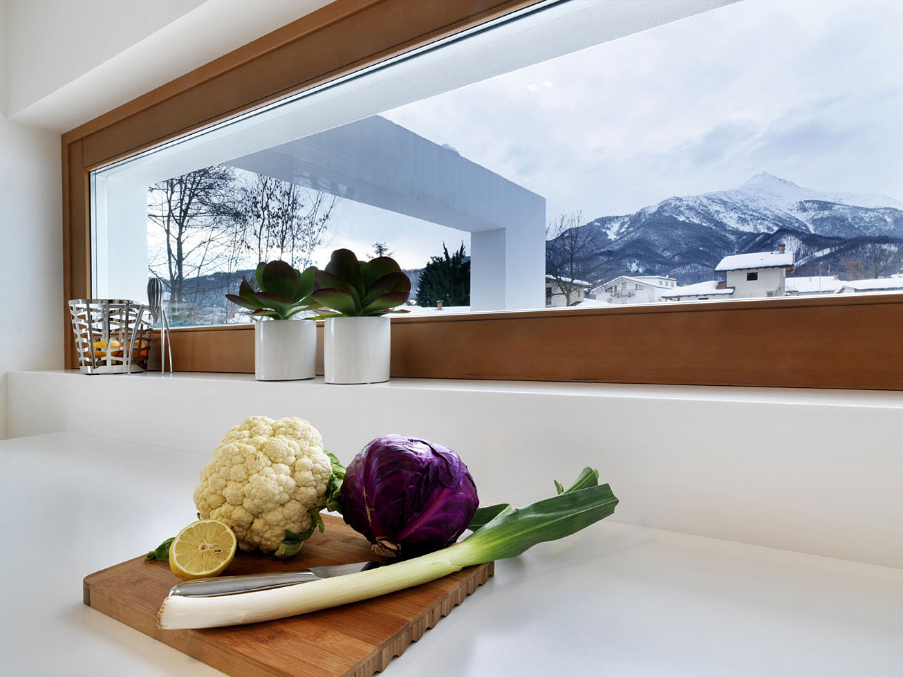 Horizontal Space by Damilano Studio Architects