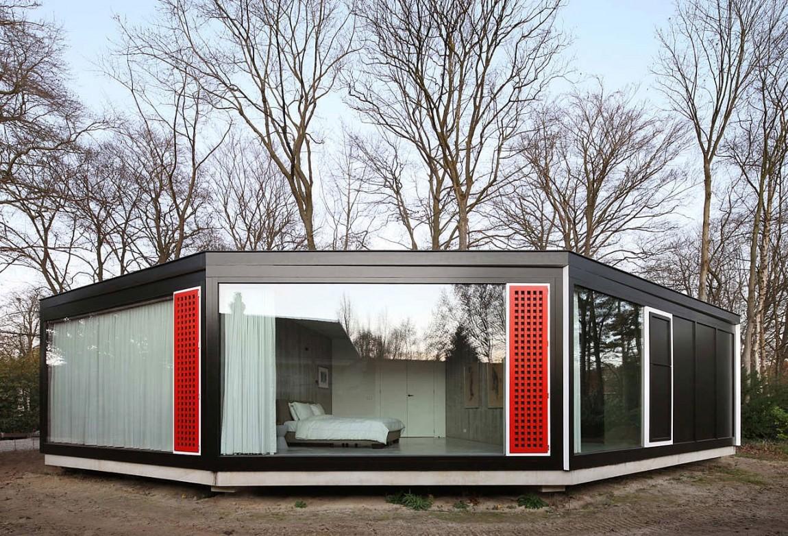 Hexagon Home Design – Castle Home
