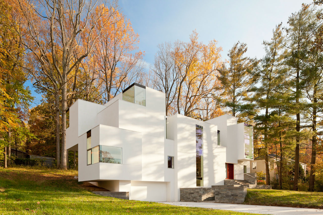 NaCl Residence by by David Jameson Architect