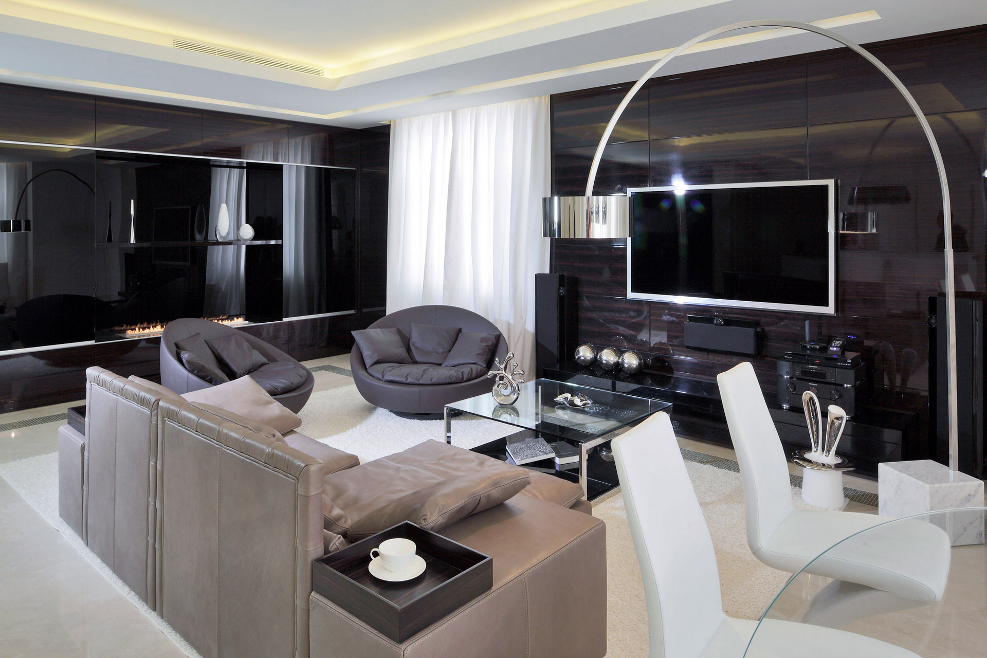 Best Apartment Design Apartment In Moscowgeometrix Design