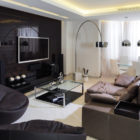 Shuvalovsky Apartment in Moscow by Geometrix Design (2)