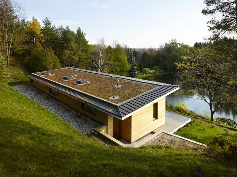 HOUSE by Superkül Architects on ontario homes, ontario land, ontario wallpaper, ontario garden, ontario landscape, ontario fishing, ontario history, ontario housing, ontario building,