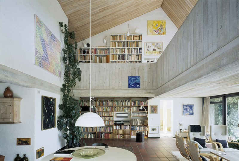 Atelier And Guest House By CF Moller Architects