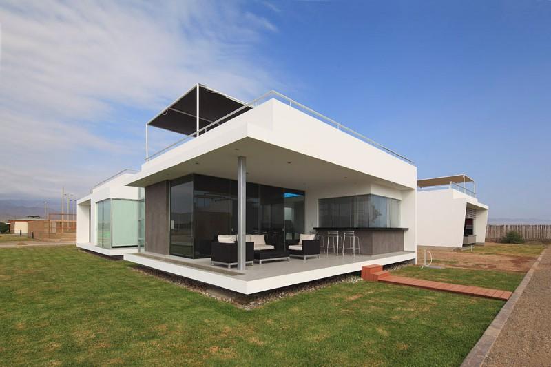 Casa v2 en playa gaviotas by gomez de la torre guerrero - Arquitectos casas modernas ...