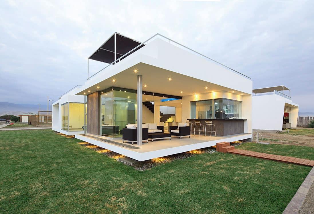 Casa V2 en Playa Gaviotas by Gomez de la Torre & Guerrero Arquitectos