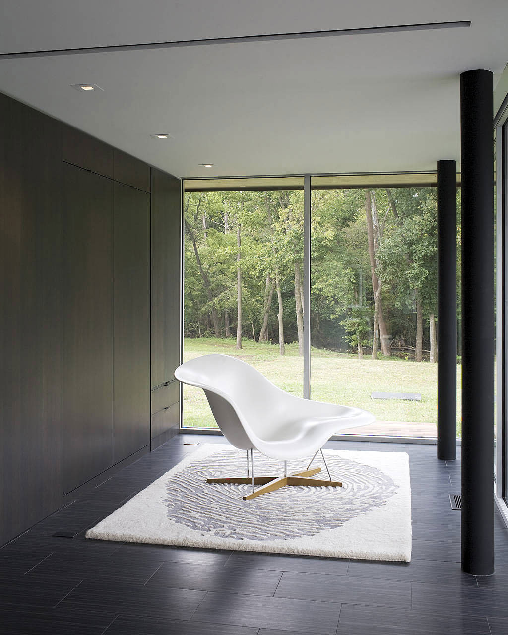 Curved House by Hufft Projects (53)