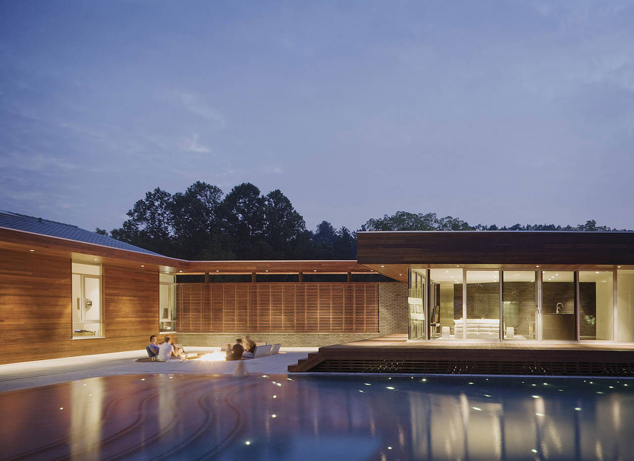Curved House by Hufft Projects (59)