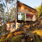 Gambier Island Retreat by Battersby Howat Architects (3)