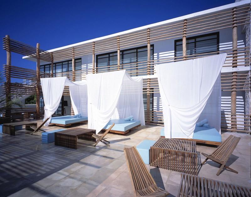 Hotel deseo by central de arquitectura for Arquitectura de hoteles