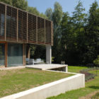 House and Design Studio in Kortrijk by Devolder Architecten (5)