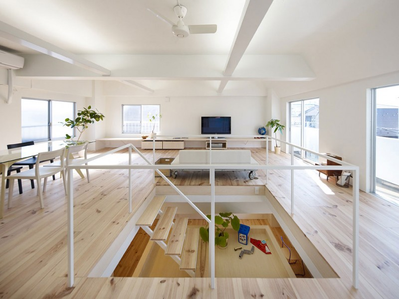 House in Megurohoncho by Torafu Architects