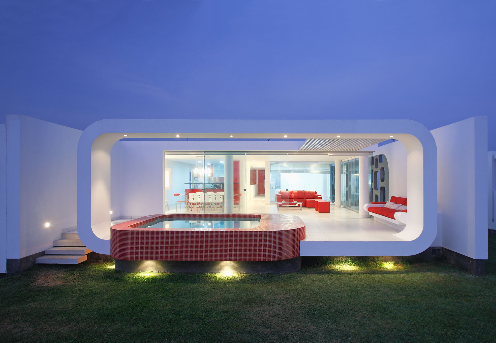 House in Palabritas Beach by Metropolis