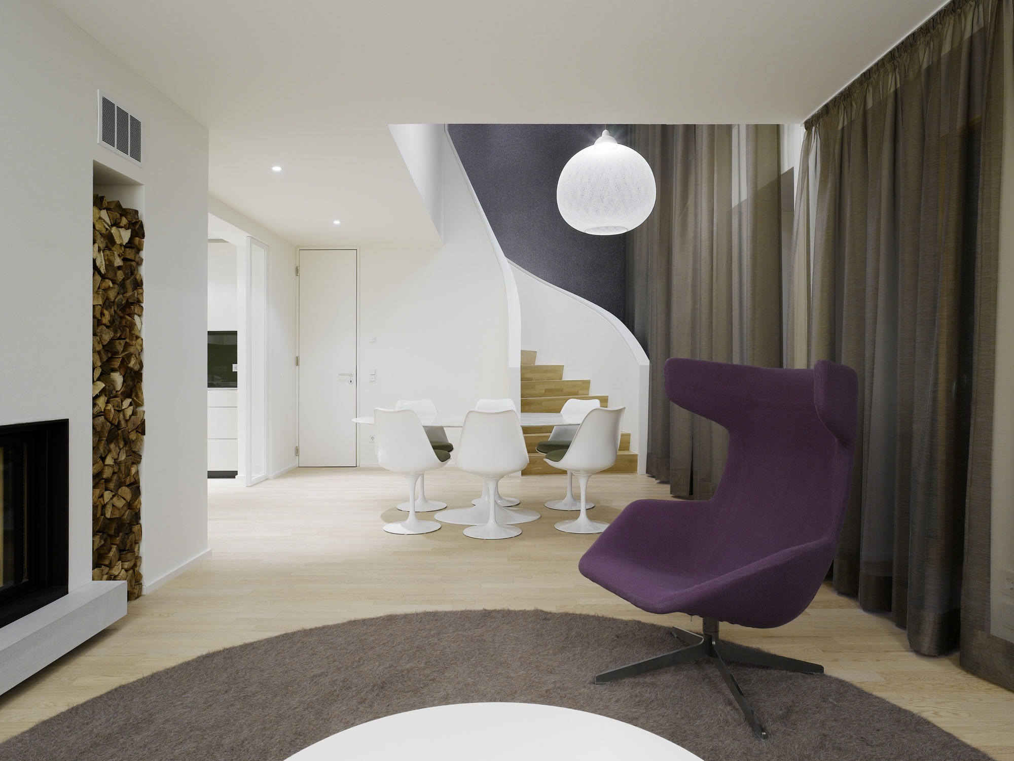 Quant 1 Apartment by Ippolito Fleitz Group